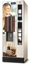 Automaty na kávu a nápoje